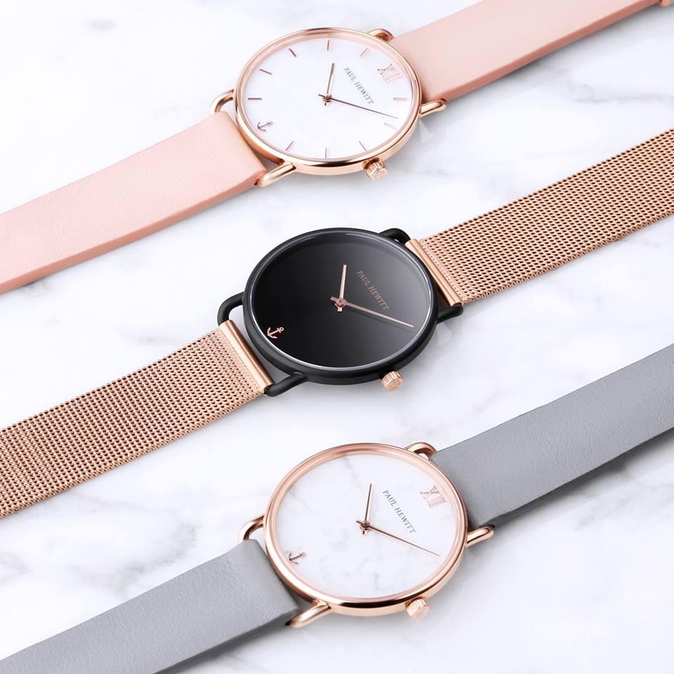 Relojes con las tendencias de color 2021